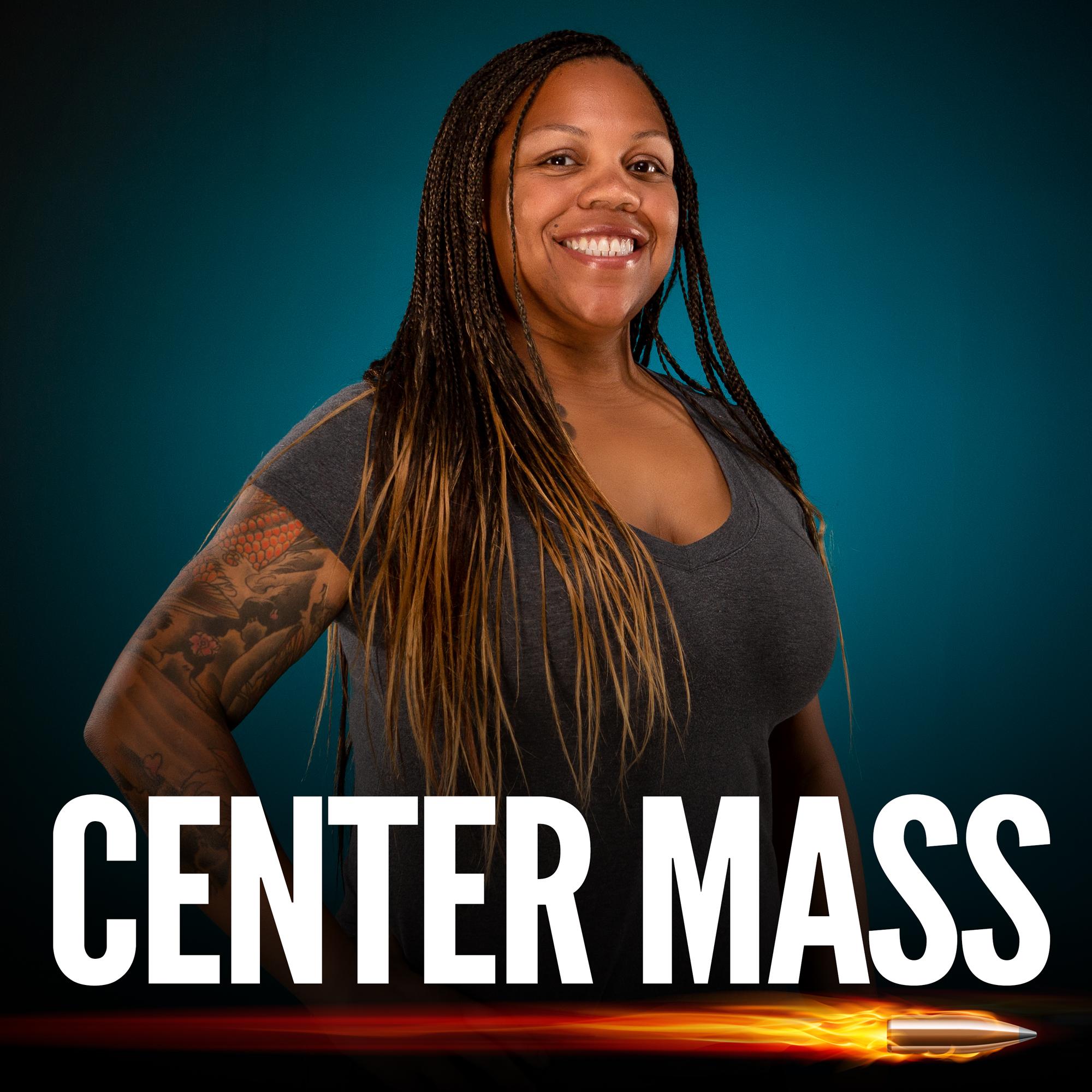 Center Mass show art