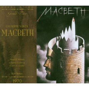 MACBETH FROM VIENNA 1970
