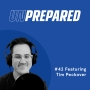 Artwork for 042 - Unprepared: Turn Your One-Time Shoppers Into Loyal Customers With Tim Peckover