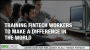 Artwork for Training Fintech Workers to Make a Difference in the World