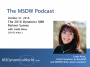 Artwork for MSDW Podcast: How will Dynamics SMB partners face Microsoft's cloud future?