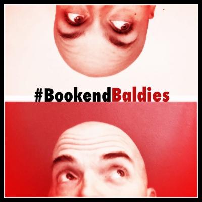 #BookendBaldies show image