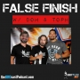 """Artwork for False Finish #26: """"The One Where We Wreck Every Topic & Leave!"""""""