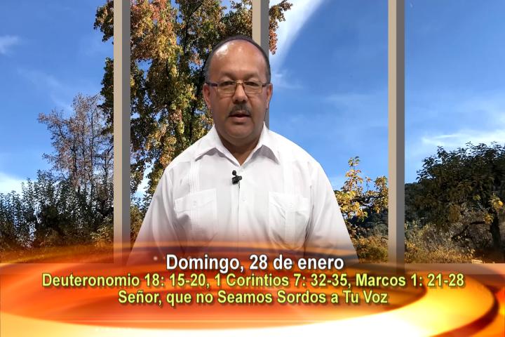 Artwork for Dios te Habla con P. Luis Antonio Vergara, SVD;  Tema el hoy: Señor, que no seamos sordos a tu voz.