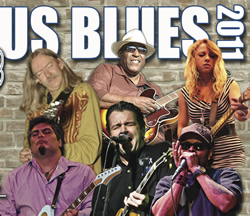 The BluzNdaBlood Show #130, Blues For A Cure 2011!