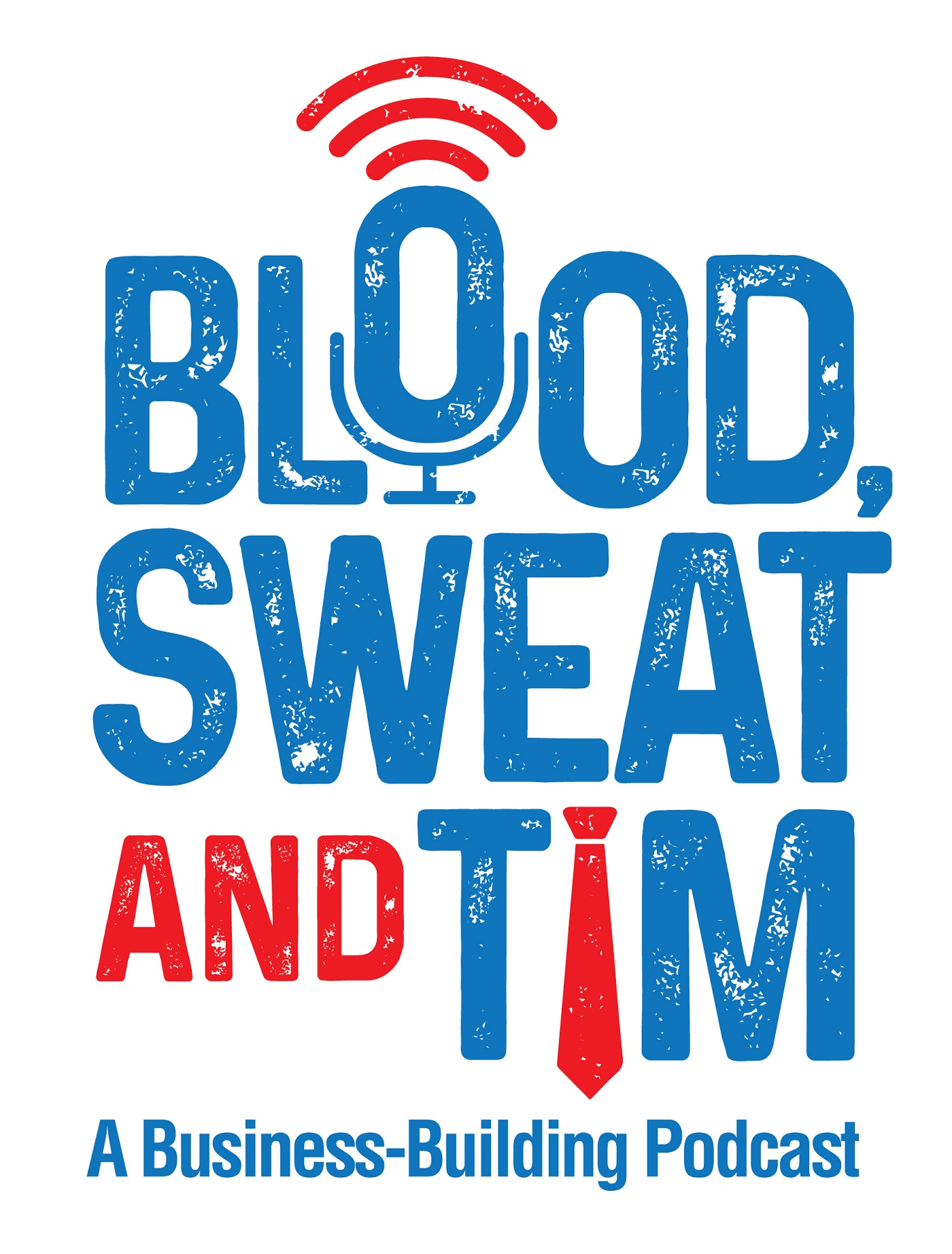 Blood, Sweat & Tim show art