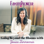 Artwork for Going Beyond the Blooms with Jessica Zimmermann
