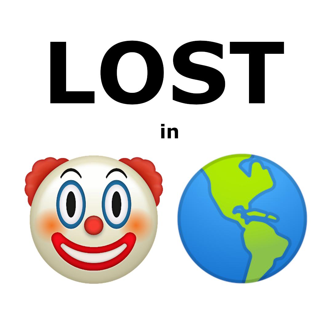 Lost in Clownworld show image