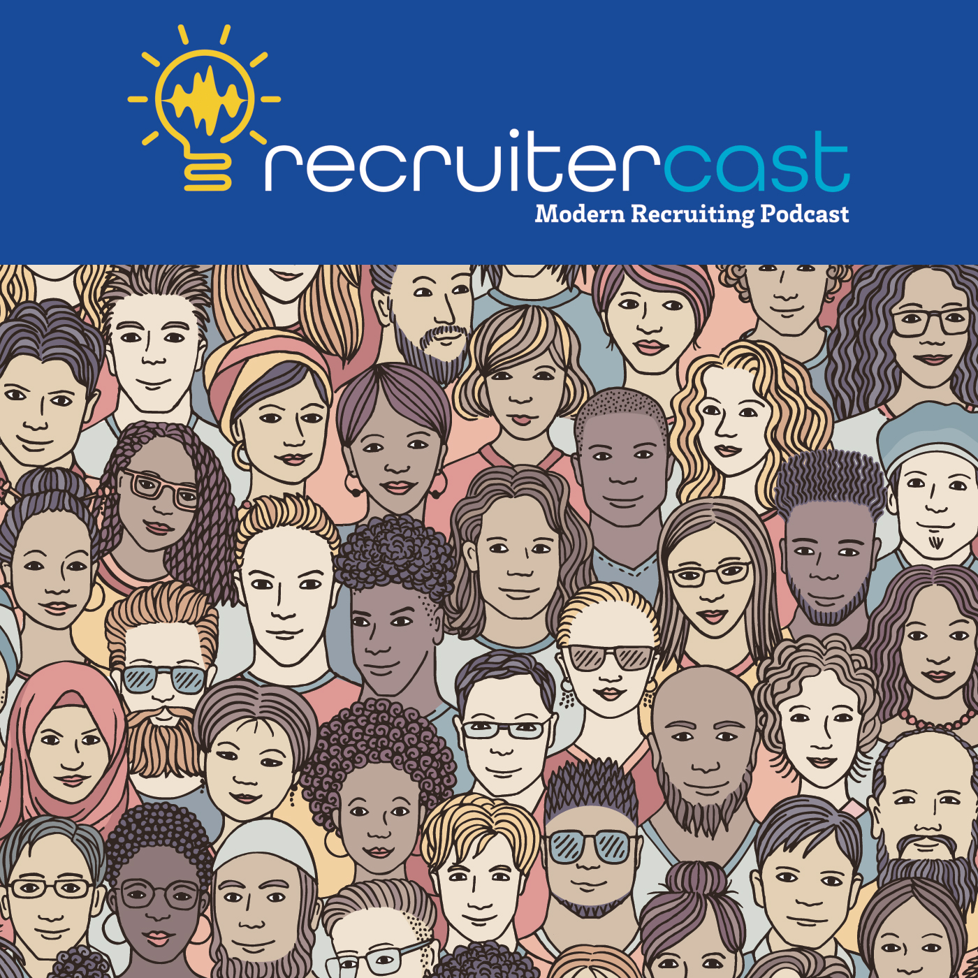 Artwork for RecruiterCast - Ep.3 - Trying to Beat the ATS When Landing Your Next Job with Ken Bedwell