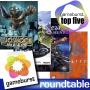Artwork for GameBurst Roundtable - Top 5 FPS