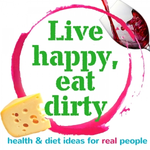 Live Happy, Eat Dirty Podcast with Kate Harrison (including The 5:2 Diet)