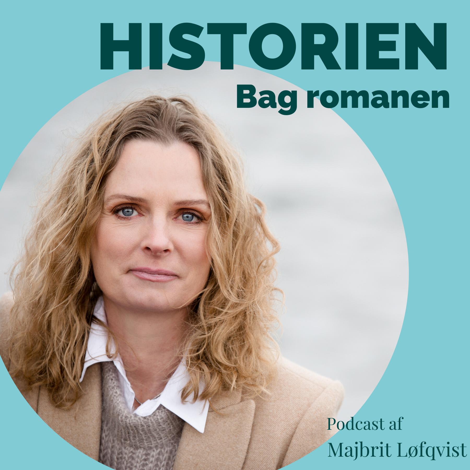 Historien Bag Romanen show art