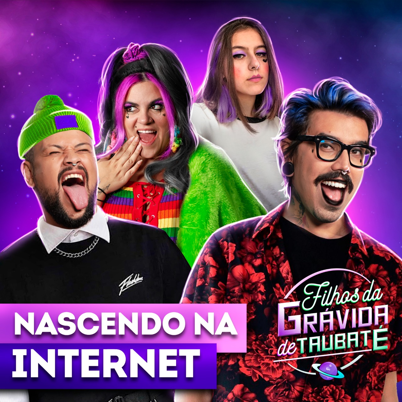 #139 - Nascendo na Internet (feat. Doarda)