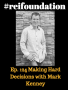 Artwork for Ep. 124 Making Hard Decisions with Mark Kenney