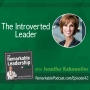 Artwork for The Introverted Leader with Jennifer Kahnweiler