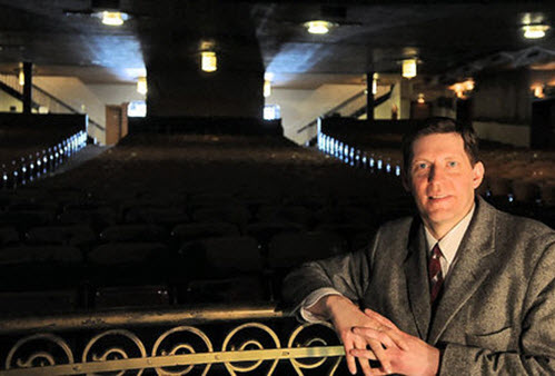 Art Pierce - Executive Director at Capitol Theatre - Home of Capitolfest, a silent & early film festival
