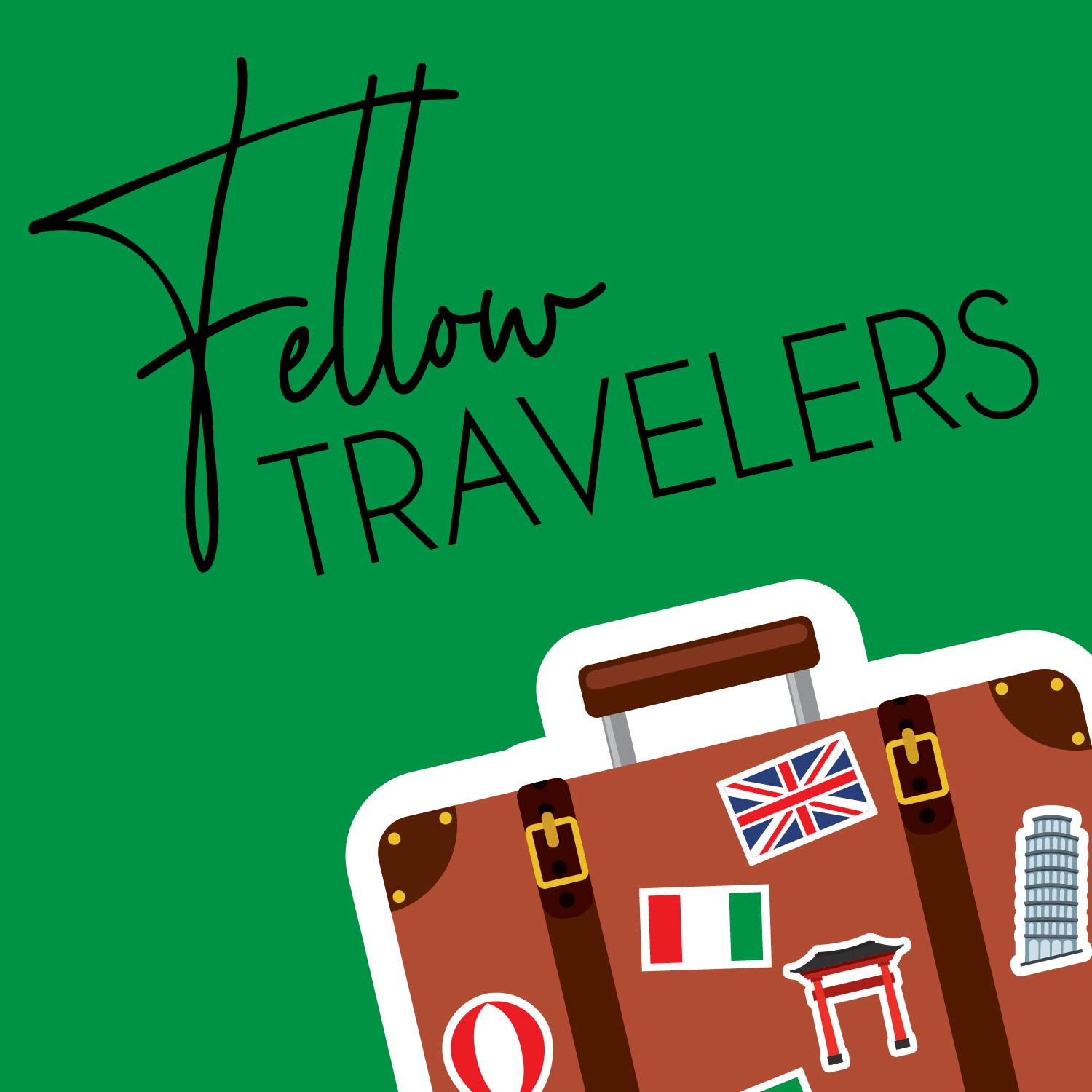 Fellow Travelers Podcast show art