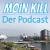 Deutschland und Angela Merkel zu Besuch in Kiel show art