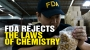 Artwork for The FDA does not believe in the laws of chemistry!