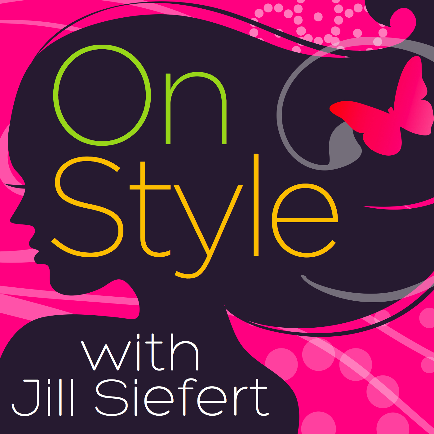 On Style with Jill Siefert logo