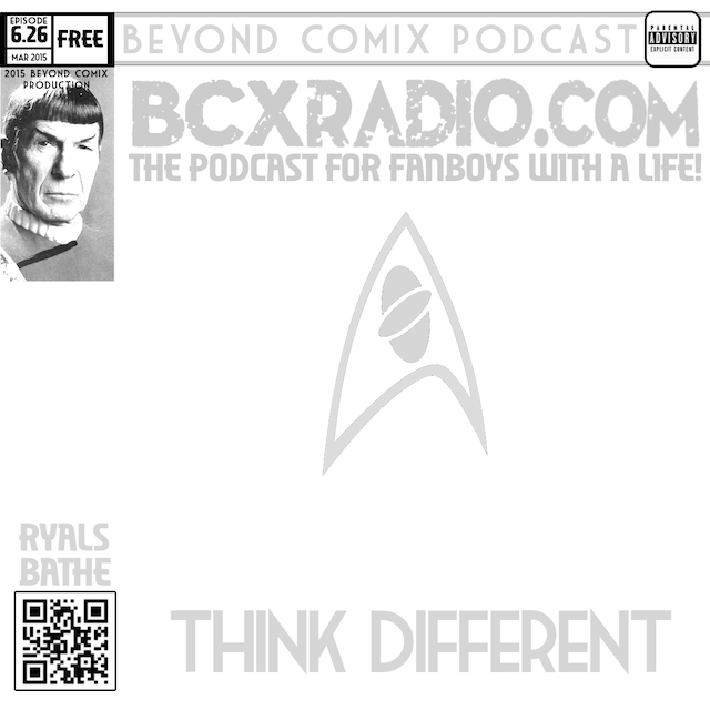 BCXradio 6.26 - Think Different
