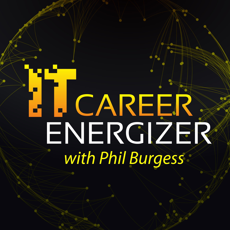 IT Career Energizer show art
