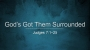 Artwork for God's Got Them Surrounded (Dr. Chris Bonts)