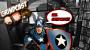 Artwork for Episode #130: Steve Rogers is Captain Hydra
