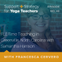Artwork for 40: Full Time Teaching in Greenville, North Carolina with Samantha Harrison