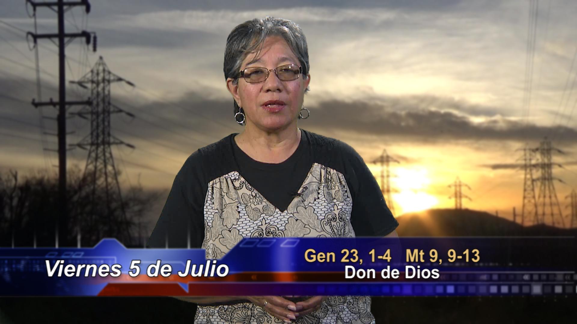 Artwork for Dios te Habla con Lidia Mendoza; Tema el hoy: Don de Dios