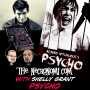 Artwork for The Social Commentary of PSYCHO (w/Shelly Grant)