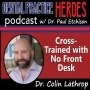 Artwork for Colin Lathrop - Cross-Trained and No Front Desk