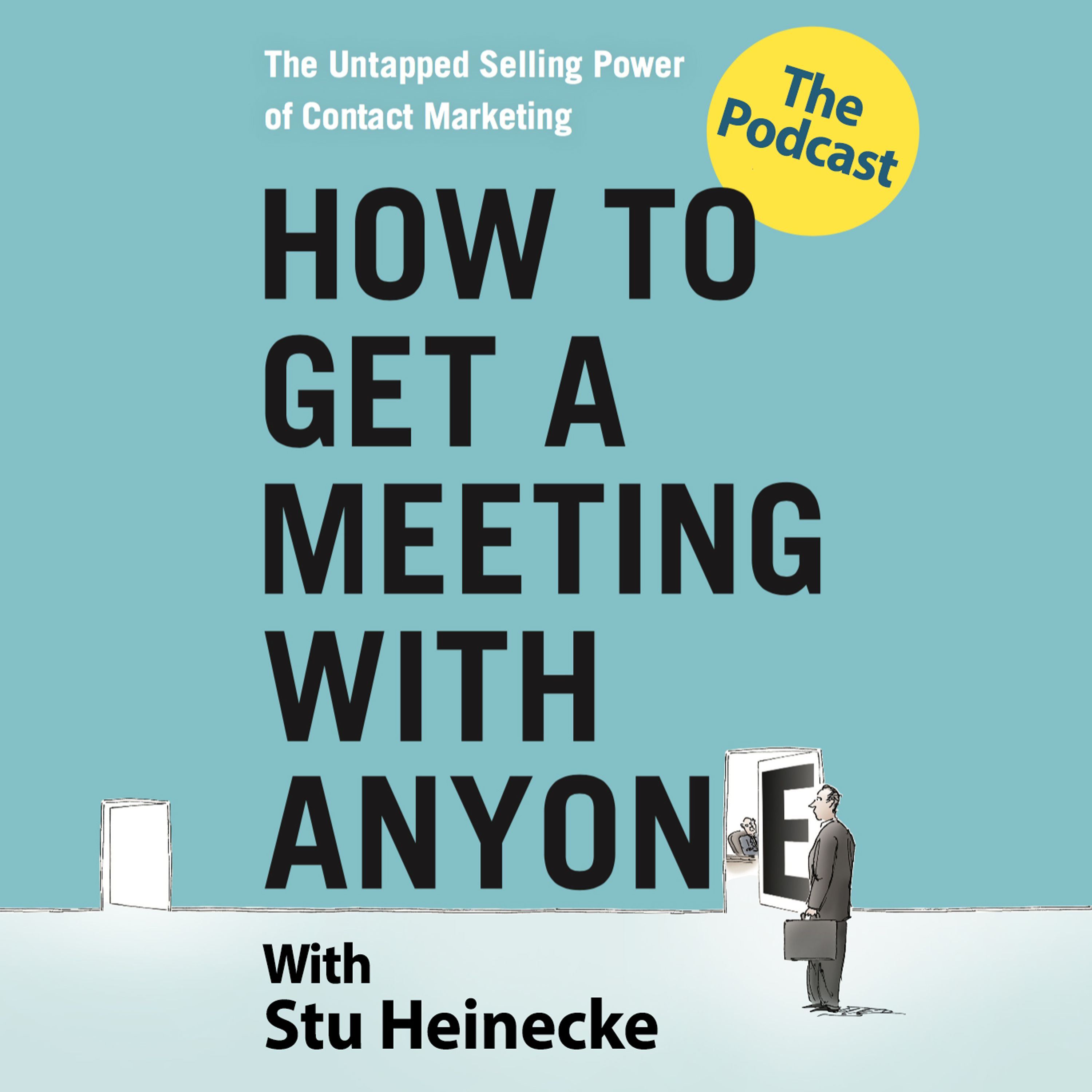 How to Get a Meeting With Anyone show art