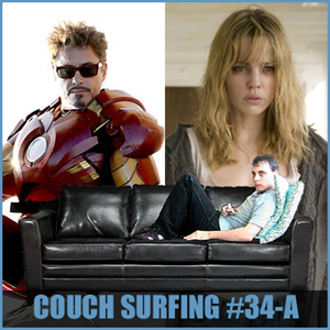 #173 - Couch Surfing Ep. 34a: Iron Helps Us Play!