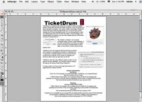Extreme Makeover with Adobe InDesign CS2