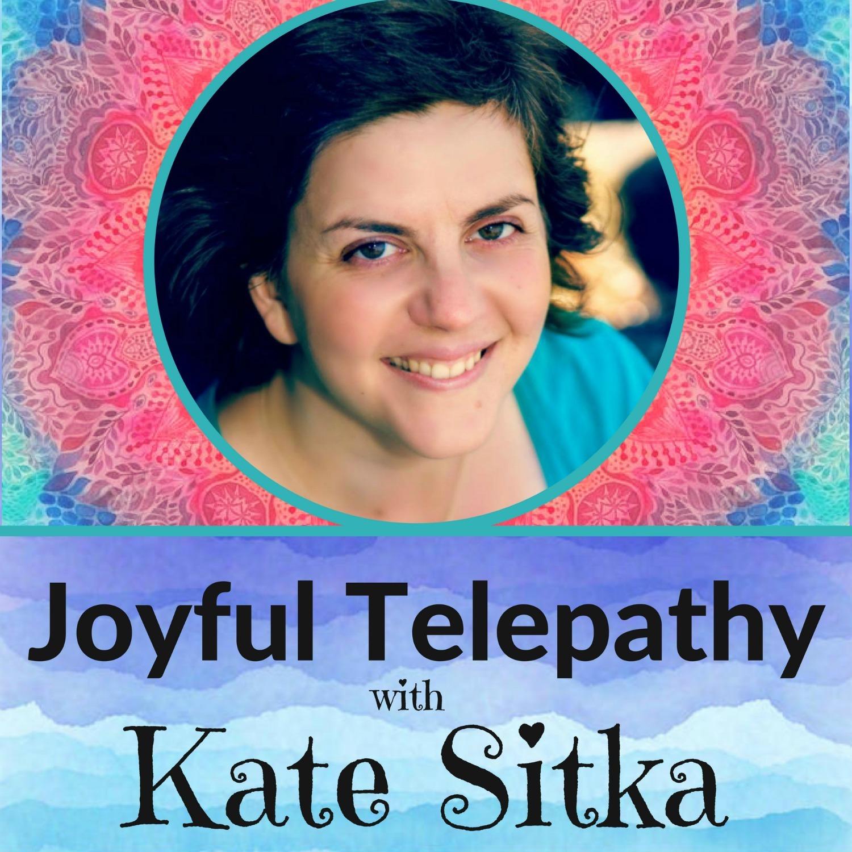 Joyful Telepathy show art