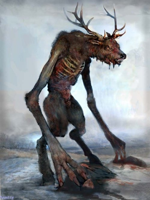 Wendigo: A Native American evil spirit and the title of the Mega Colossus song that is our new intro theme.
