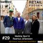 """Artwork for 29. Matilda Djerf & Rasmus Johansson / Djerf Avenue – Sveriges första """"Social Native"""""""