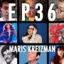 "Artwork for 36: Maris Kreizman & ""The Invaders"""