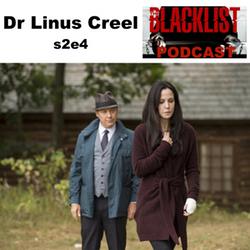 s2e4 Dr Linus Creel