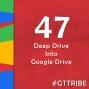 Artwork for Deep Dive into Google Drive - GTT047
