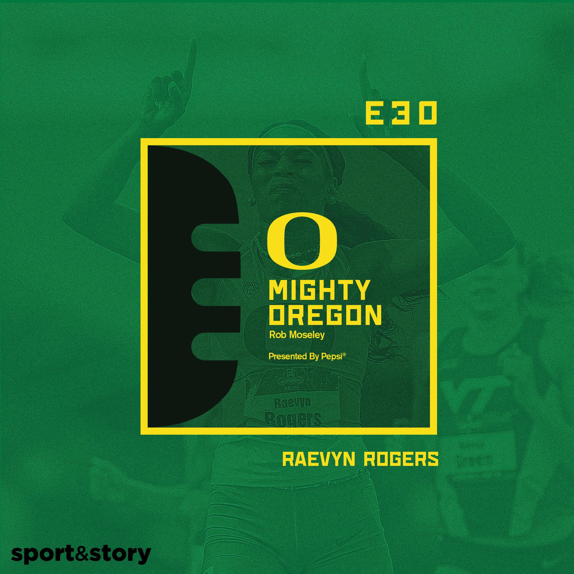 30. Raevyn Rogers: Crazy Goals