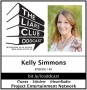 Artwork for The Liars Club Oddcast # 140 | Kelly Simmons, Women's Fiction and Suspense Author