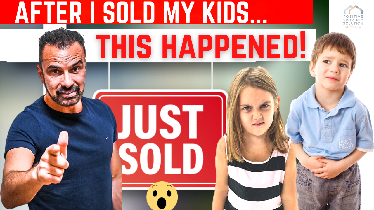 After I Sold My Kids...THIS HAPPENED show art