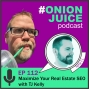 Artwork for Maximize Your Real Estate SEO with TJ Kelly - Episode 112