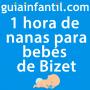 Artwork for Una hora de nanas para bebés de Bizet