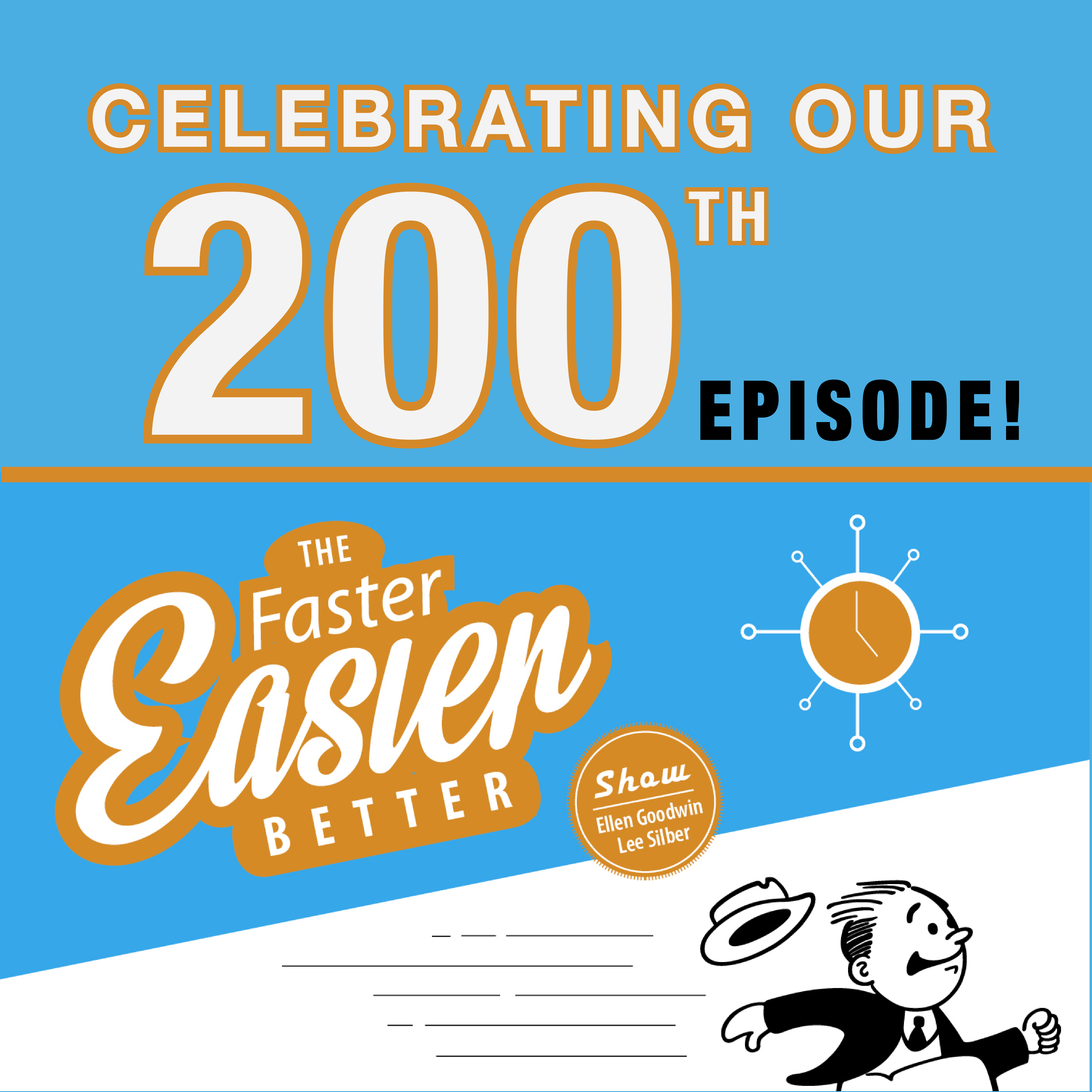 What doing 200 podcast episodes has taught us