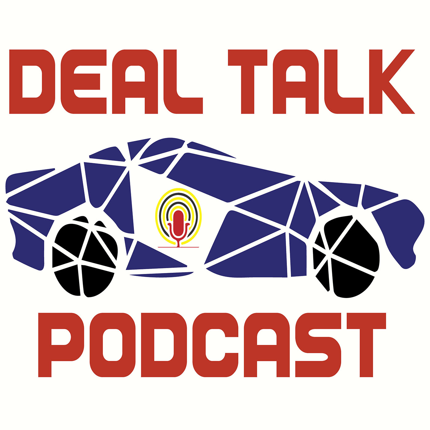 Deal Talk show art