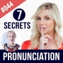 Artwork for #044 Learn the Secrets of the English Pronunciation and Intonation