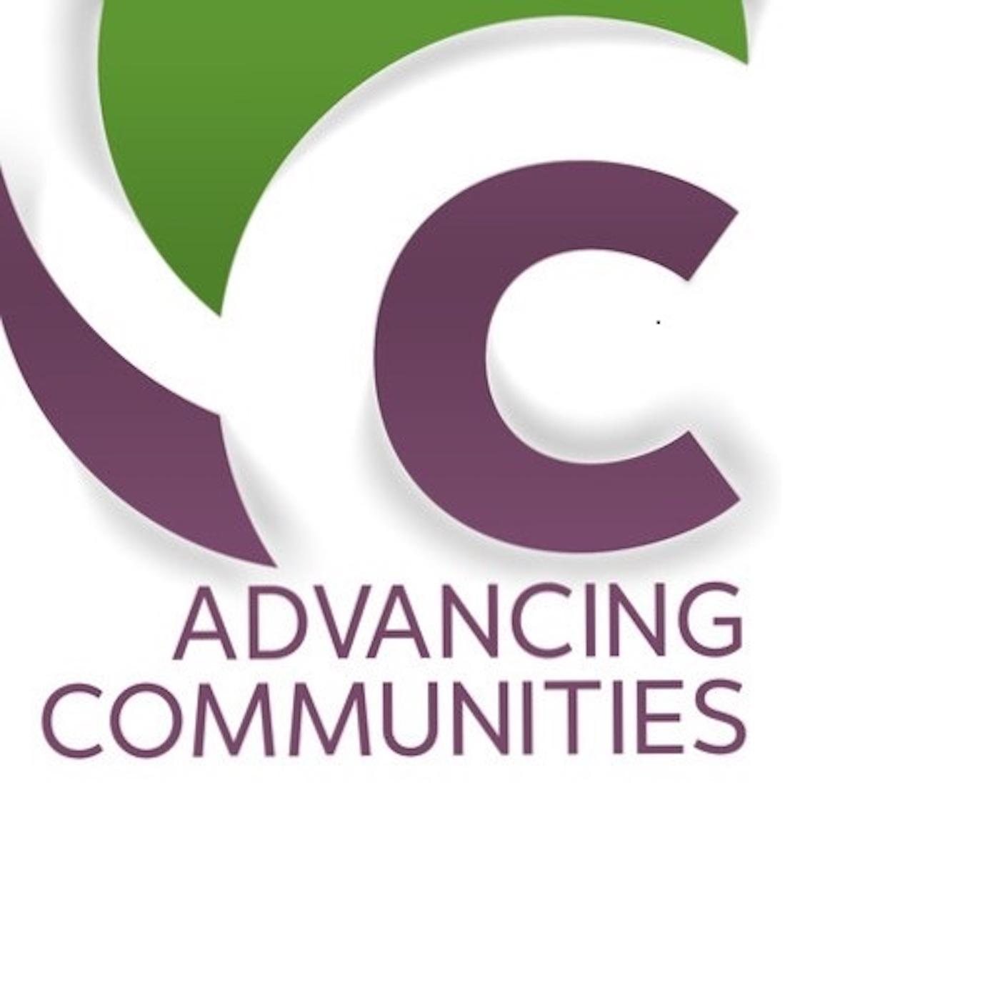 Advancing Communities show art